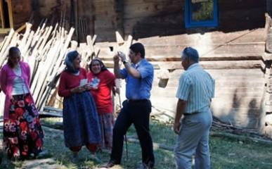 Tunç Ulus ve Köylerinde