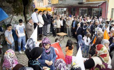 Tunç ve Kalay'a Hasankadı'da yoğun ilgi
