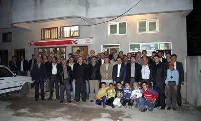 Tunç ve Kalay'a köylerden tam destek