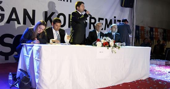 Tunç, Zonguldak İl Kongresi'nde konuştu