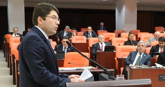 Tunç'tan 3 Önemli Kanun Teklifi