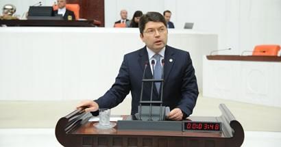 Tunç'un değişiklik teklifi Adalet Komisyonu'nda gündeme alındı