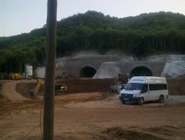 Tünel kazısından bakın ne çıktı ?