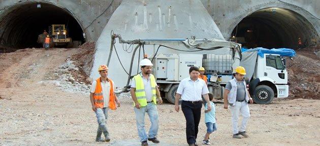 Tünellerin Elektromekanik İhalesi 17 Eylül'de