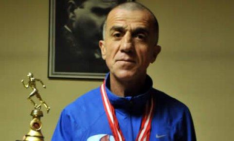Turgay Oğuz Tarsus Yarı Maratonu'nda