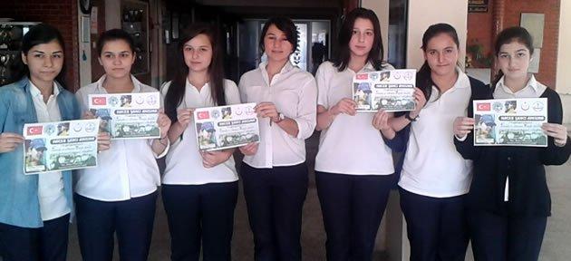 Turgut IŞIK SML Öğrencilerinden Anlamlı Kermes