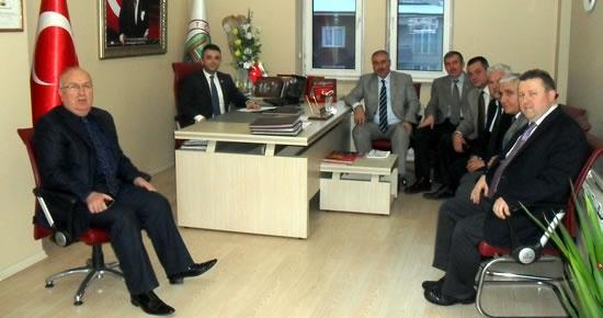 Turizm Müdürü Dursun'dan Kartal'a ziyaret
