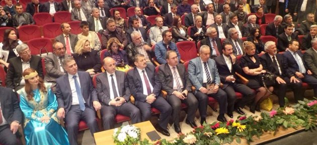 Türk Dünyasından DHA'ya Ödül