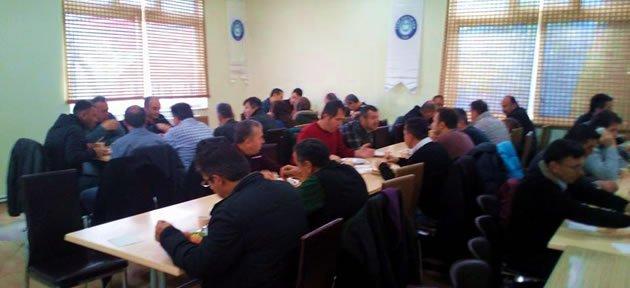 Türk Eğitim Sen İstişare Toplantısı