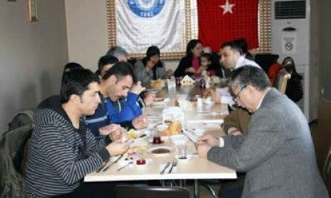 Türk Eğitim-Sen istişare toplantısı yapıldı