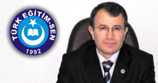 Türk Eğitim-Sen'den Basın Bayramı mesajı