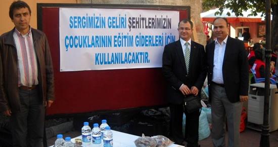 Türk Eğitim-Sen'den şehit ve gazi çocukları için kermes