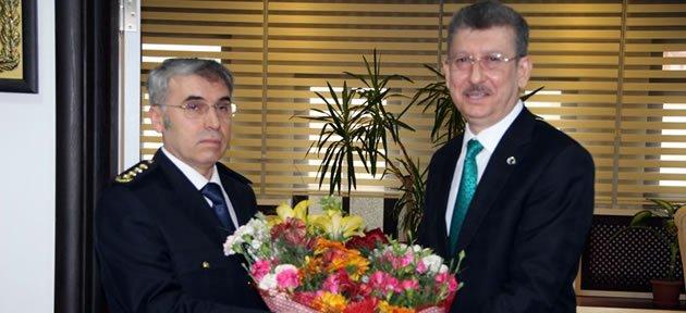 Türk Polis Teşkilatı 168.yılını kutluyor