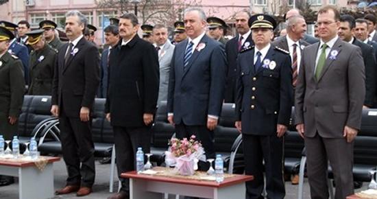 Türk Polis Teşkilatının Kuruluşunun 167.Yıldönümü Kutlandı