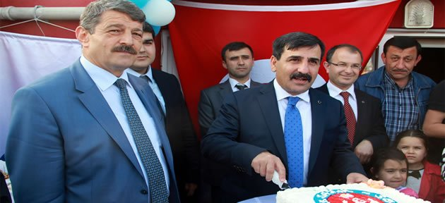Türk Sağlık Sen Bartın Temsilciliği açıldı