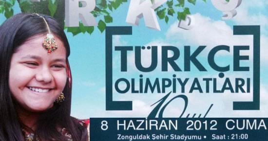 Türkçe Olimpiyatları 8 Haziran'da Zonguldak'ta