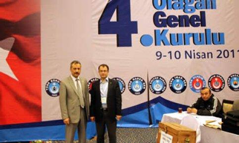Türkiye Kamu-Sen başkanını seçti
