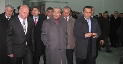 Türkiye'nin en büyük Kivi Üretim ve Paketleme tesisi Bartın'da açıldı