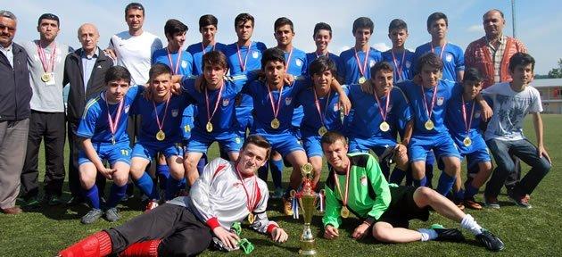 U16 Türkiye Şampiyonası başlıyor