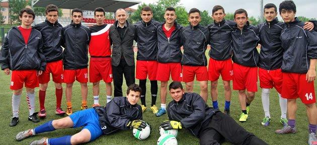 U19 Türkiye Şampiyonası başladı