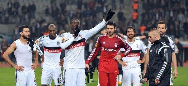 Beşiktaş 2-1 Partizan