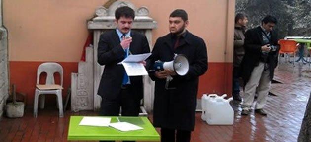 Ülkü Ocakları: Türk'üm Demek Suç Haline Dönüştü
