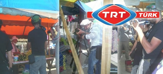 Ulus bugün TRT Türk'te