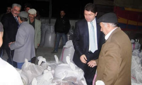 Ulus da fındık üretim alanına dahil edildi