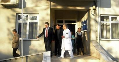 Ulus İlçe Hastanesi için 1 Milyon ¨TL ödenek