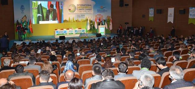 Uluslararası İklim Değişikliği Konferansı Başladı