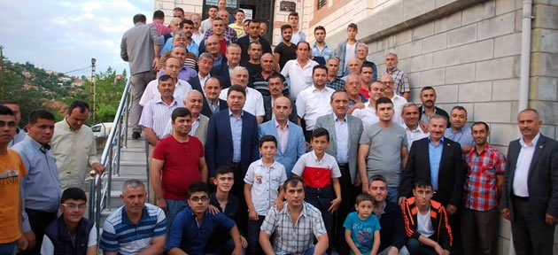 Uluslular İstanbul'da İftarda Buluştu