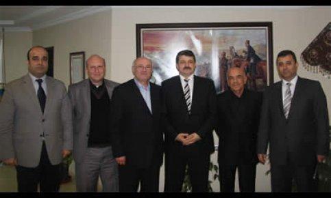 Ulusoy Denizcilik'ten Başkan'a ziyaret