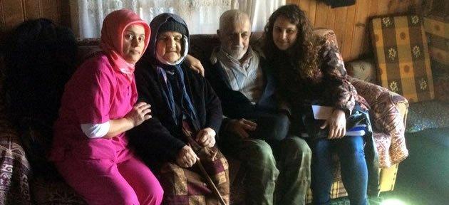Ulus'un Yaşlıları Onlara Emanet