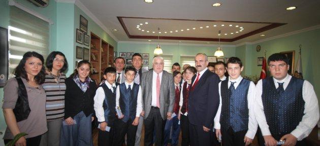 Umut Özel Eğitim'den Toksöz'e ziyaret