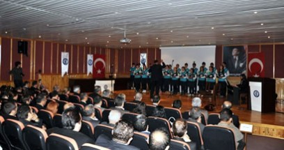 Üniversite'de anma etkinlikleri düzenlendi