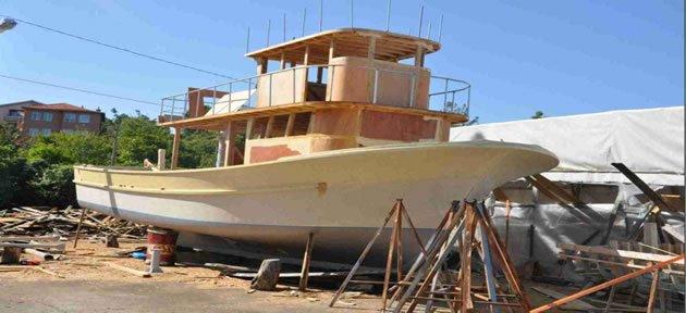 Ahşap Tekne Yapımını Dünyaya Tanıtılıyor