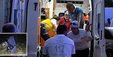Patpatla Deniz Yolculuğu Hastanede Bitti:13 Yaralı