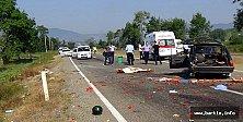 Takla Atan Otomobilde Can Pazarı: 1 Ölü