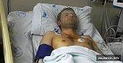 Canlı bombayı vuran Kahraman Polis Bartınlı Çıktı