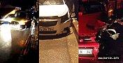 Hendekyanı'nda Zincirleme Kaza: 3 Yaralı