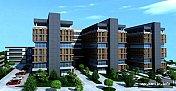 İşte 400 Yataklı Bartın Devlet Hastanesi