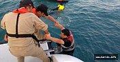 Güzelcehisar'da Mahsur Kalan 8 Kişi Kurtarıldı