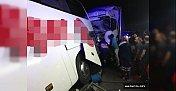 Bartın Otobüsüne TIR Çarptı: 2 Ölü, 10 Yaralı