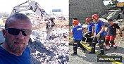 Hastane İnşaatında Feci Kaza: 1 Ölü, 1 Yaralı