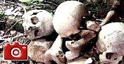 İnsan iskeletleri bulundu