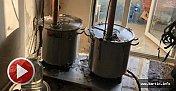 İçki Üretimi Yapılan Evde Patlama: 2 Yaralı