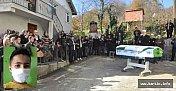 Liseli Sedatcan Gözyaşlarıyla Uğurlandı