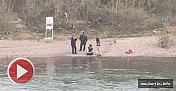 Irmak Kenarında Yakalandılar