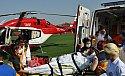 Hava Ambulansında Kalbi Duran Hasta Yaşamını Yitirdi