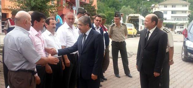 Vali Çınar Hasankadı'da